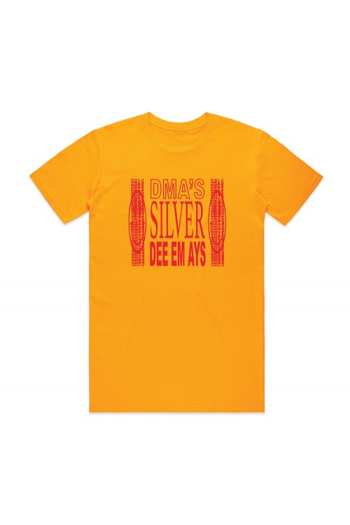 DEE EM AYS Yellow T-Shirt by DMA'S