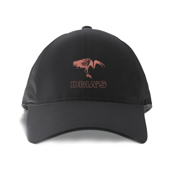 THE GLOW - Dad Cap (Red Ibis)